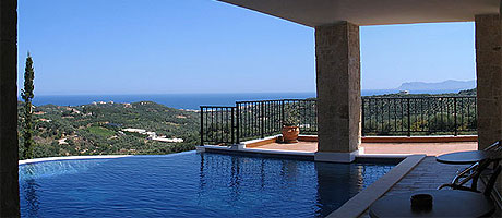 Kreta: Agia MarinaTraditional Villas I