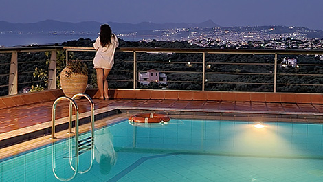 Kreta: Westkreta FerienhausTraditional Suite Thomas