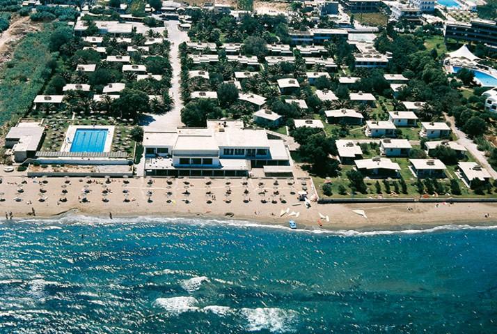 Creta Beach Hotel And Bungalows Amoudara Griechenland