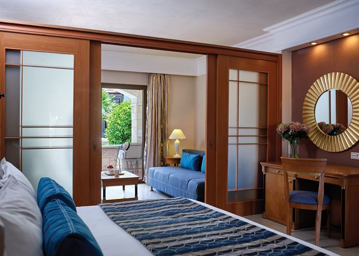 Caldera Palace Hotel Kreta
