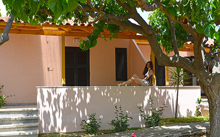 Kreta: Kreta Südküste Frangokastello Seaside Cottages