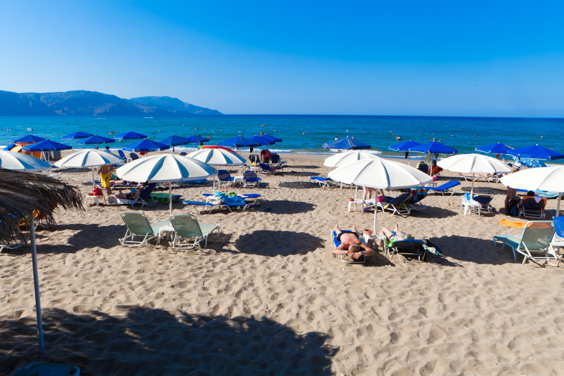 Hotel Happy Days Beach Kreta