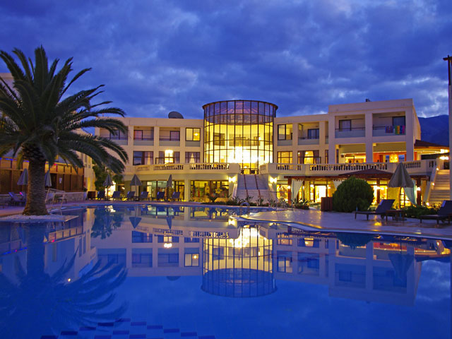 Hotel Mythos Palace Kreta