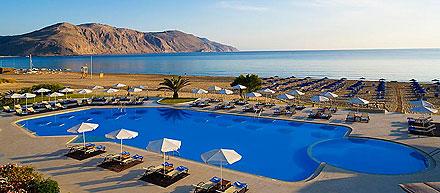 Kreta Hotel Vantaris Beach