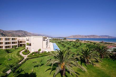 Kreta Hotel Vantaris Beach Ort