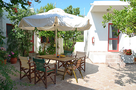 Kreta: Westkreta Apartments Christiana