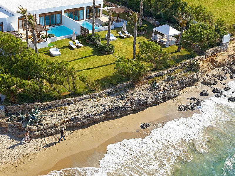 Hotel grecotel amirandes auf kreta bei gouves for Design hotel kreta