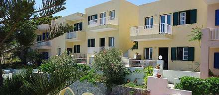 Kreta: Apartments Aphea Village