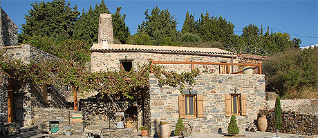 Kreta: Cottages Neromylos Kythira