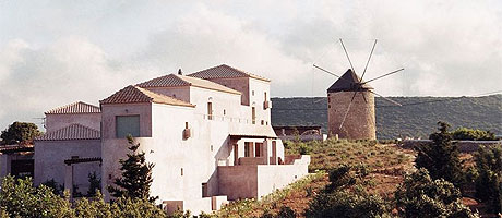 Kreta: Windmill Resort Kythira