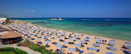 Kreta Malia Sirens Beach Hotel
