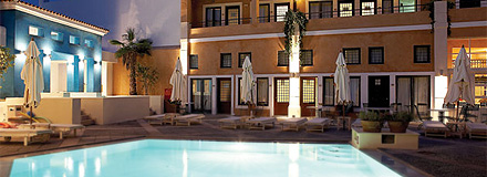 Kreta: Grecotel Plaza Spa Apartments