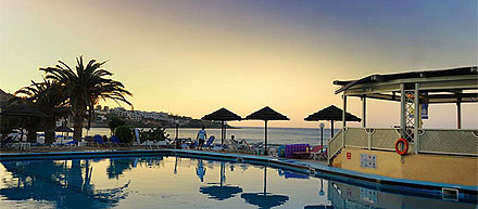 Kreta: Hotel Sentido Blue Sea Resort