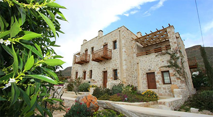 Kreta: Romantic Hideaway Xerokampos Cottages