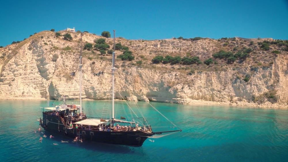 Piraten Bootstour In Der Bucht Von Souda Tagesfahrt