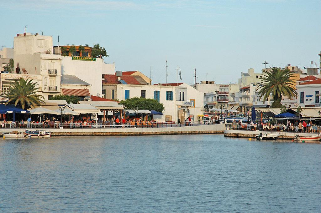 Minos Beach Hotel Agios Nikolaos