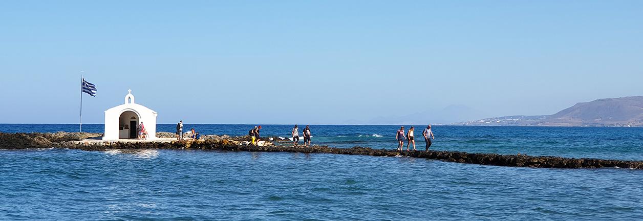 Kreta Nordwesten