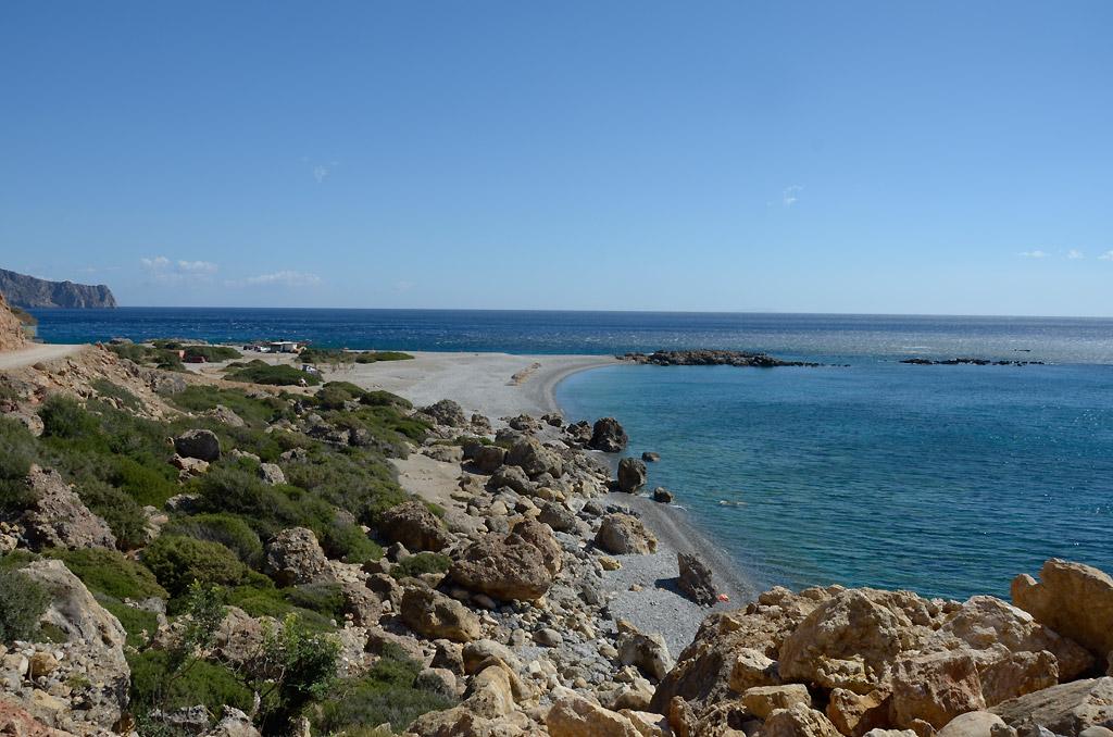 Paleochora Süd Kreta. Karte, Infos u. Tipps, Fotos